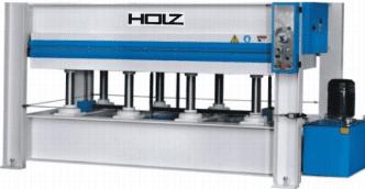 Holz Hot Press model TA 480